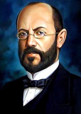 Retrato de José María Iglesias
