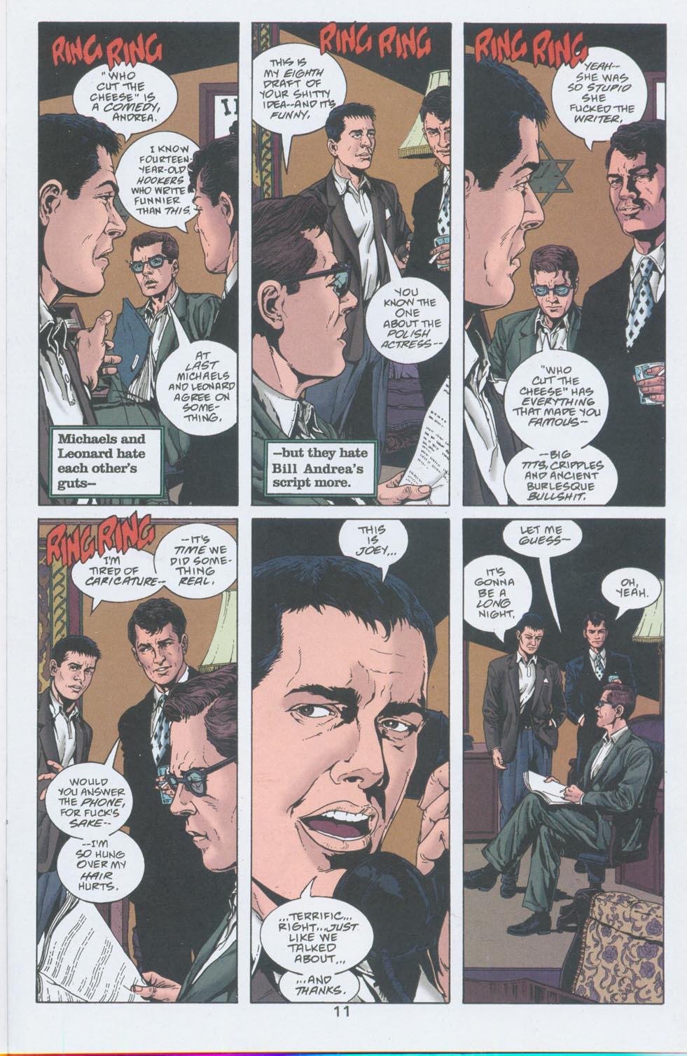Read online American Century comic -  Issue #6 - 11