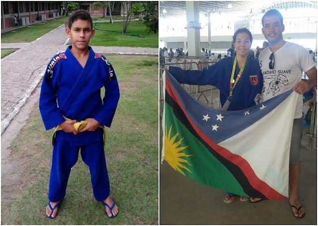 Judocas Amparenses irão participar do Campeonato Brasileiro de Judô em Sergipe