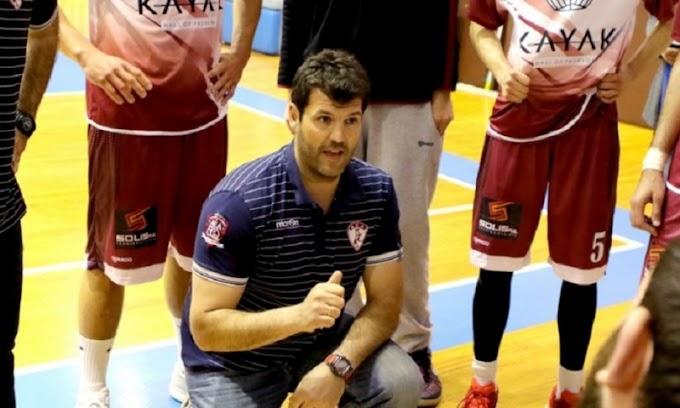 Νέος προπονητής στον Ερμή Αγιάς ο Αβραάμ Παπαδόπουλος