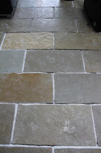 DIY Tiling Limestone