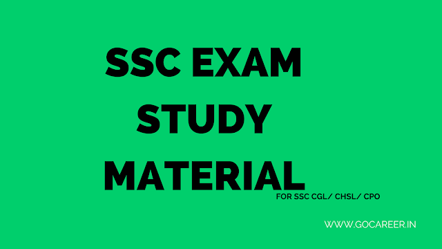 SSC CGL/ CHSL Exam Hand Written Study Notes in Hindi: Download PDF