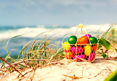 Easter Beach2%2Bcopy - Happy Easter 2017 Greetings   pictures   images