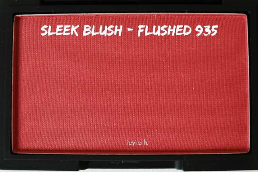 Review | Sleek Blushes in Coral & Flushed | ieyra h