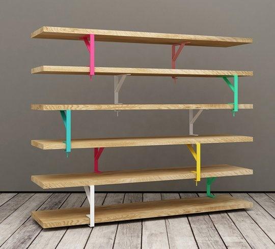 die wohngalerie raumteiler bzw b cherregal mit balkonk sten halter zum selbermachen. Black Bedroom Furniture Sets. Home Design Ideas