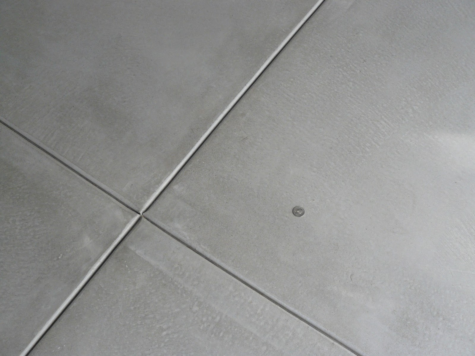 Vintage Veloce™: The Concrete Garage Floor: Tiles, Epoxy, or