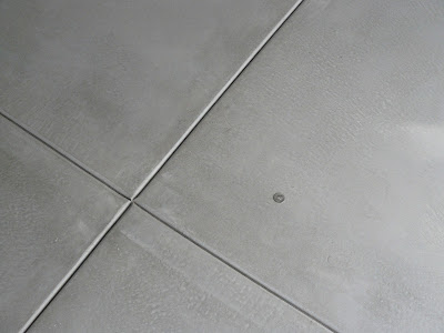 Concrete penetration epoxy