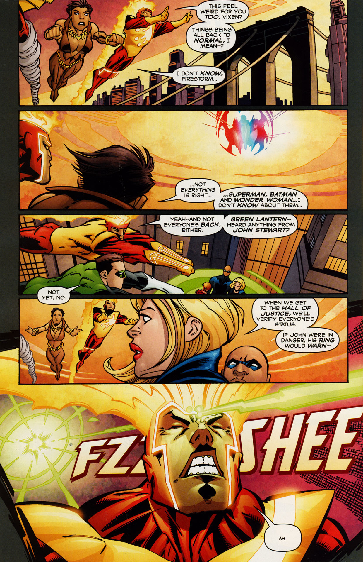 Read online Trinity (2008) comic -  Issue #42 - 21