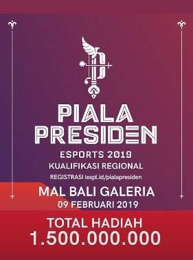 Esports 2019 Piala Presinden Bali