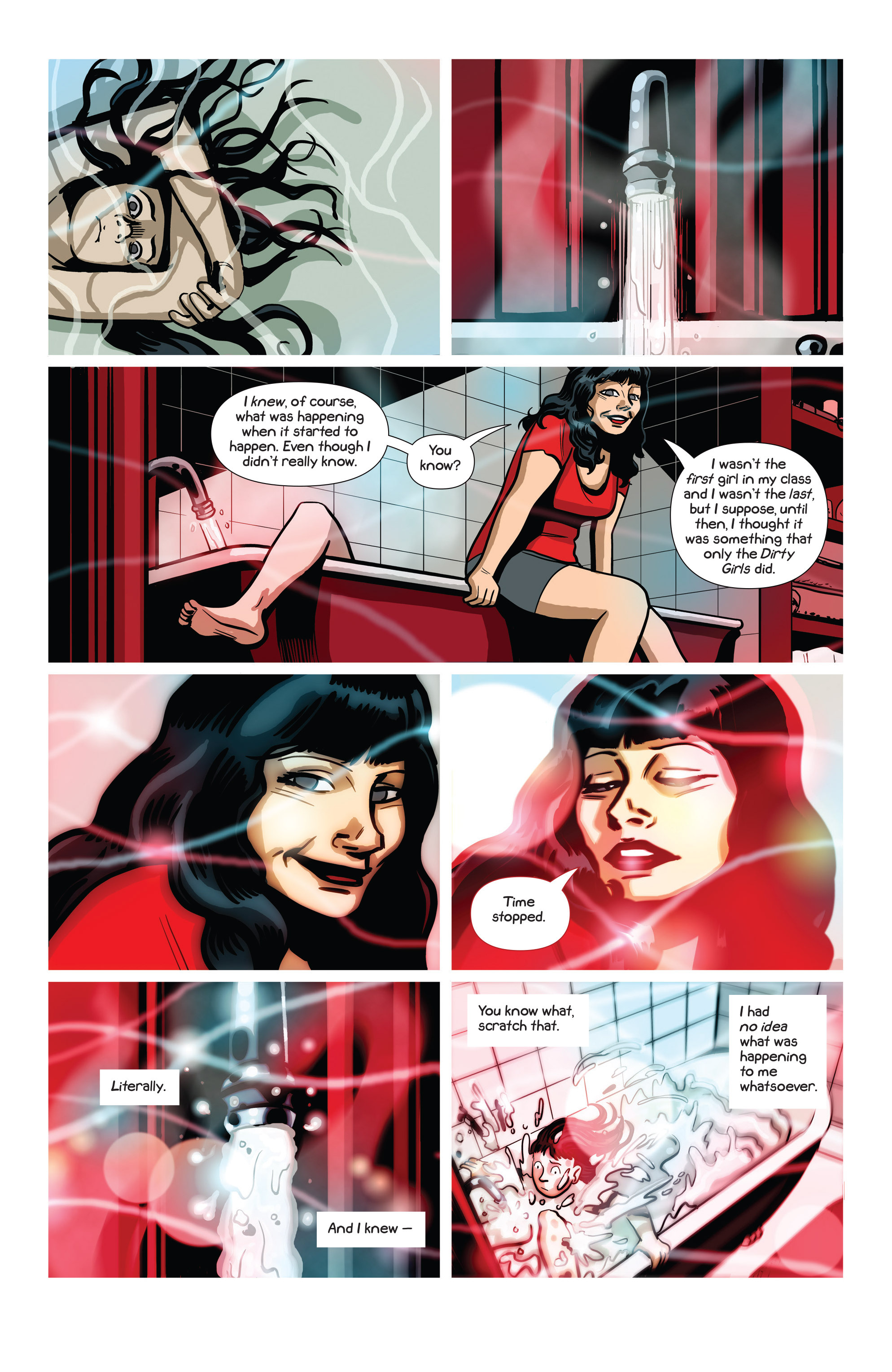 Read online Sex Criminals comic -  Issue # _TPB 1 - 12