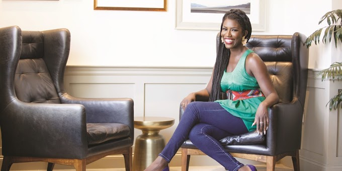 "'I Am Going To Be Great Right Now"" - Uber's Chief Brand Officer Bozoma Saint John"