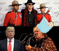 Neil Young, Donald Trump