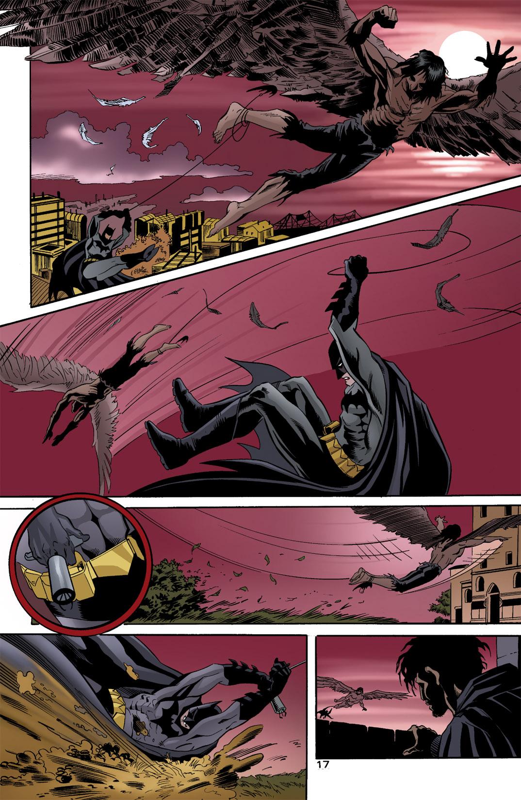 Detective Comics (1937) 770 Page 17