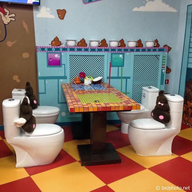 crazy toilet на арбате
