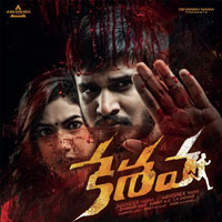 Keshava (2017) Telugu Movie Audio CD Front Covers, Posters, Pictures, Pics, Images, Photos, Wallpapers
