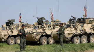 US-led coalition withdrawing 'only equipment, not troops' from Syria: Officials