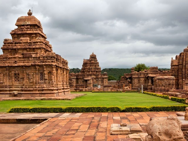 Pattadakal - A World Heritage site