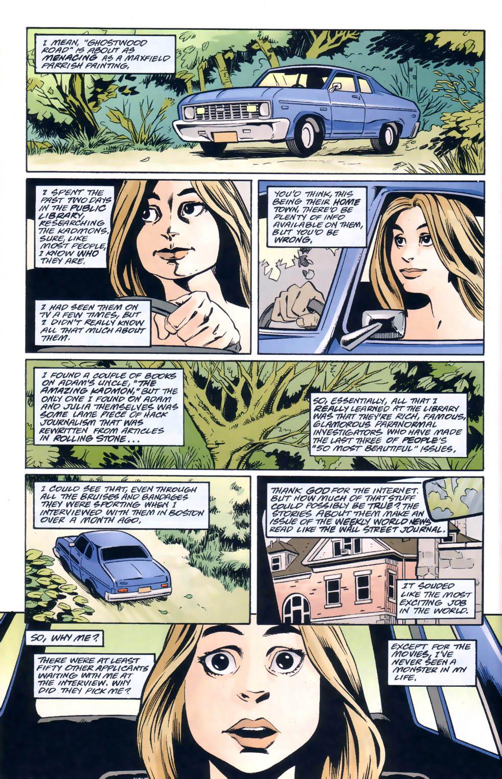 Read online Midnight, Mass comic -  Issue #1 - 7