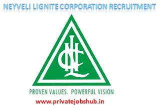 Neyveli Lignite Corporation Recruitment