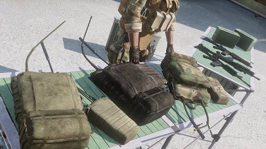 Arma3用無線通信MODの迷彩を増やすアドオン