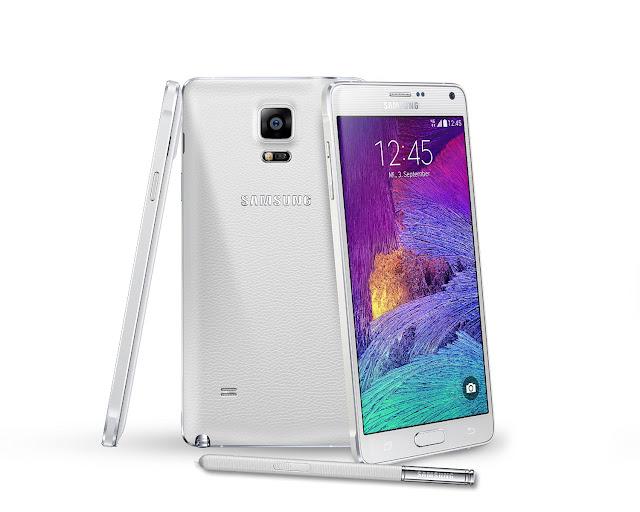 Samsung Galaxy Note 4 Specifications - Inetversal