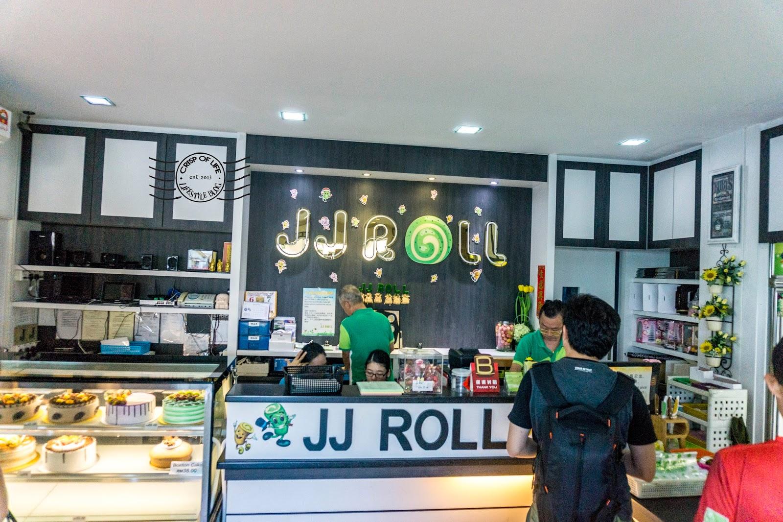 JJ Swss Roll Ipoh