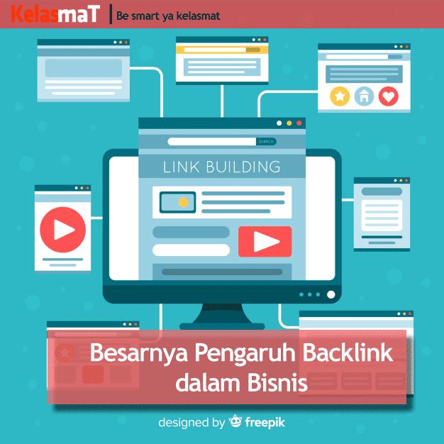 Besarnya Pengaruh Backlink Dalam Bisnis