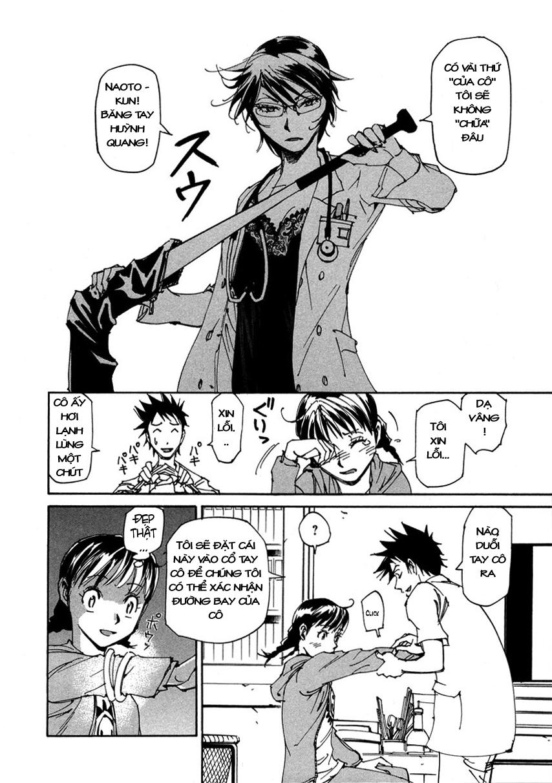 Dageki Joi Saori chap 6 - Trang 16