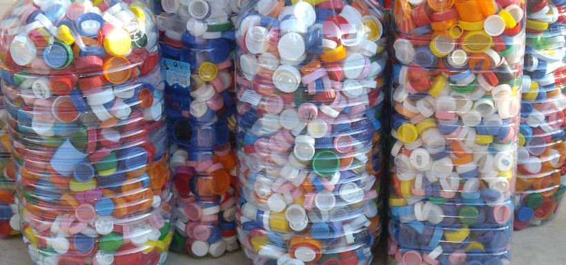 Ben noto Vendere tappi di plastica delle bottiglie, quanto si guadagna? XM36
