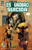 Os Novos 52! Novo Esquadrão Suicida #13