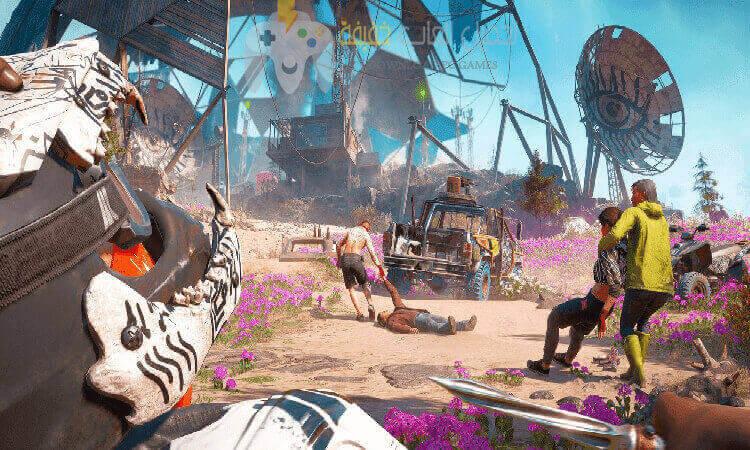 تحميل لعبة Far Cry New Dawn مضغوطة