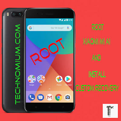 http://www.technomium.com/2017/10/how-to-root-xiaomi-mi-a1-android-one.html