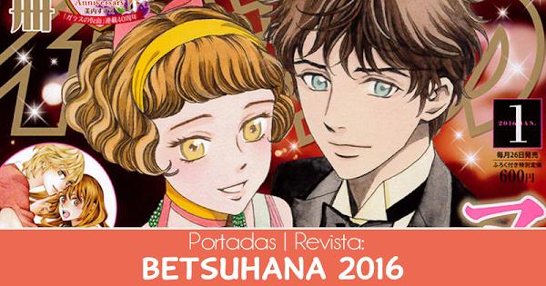 Portadas: Betsuhana 2016
