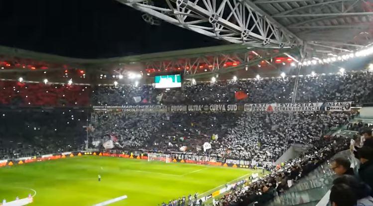 Juventus Bologna formazioni ufficiali