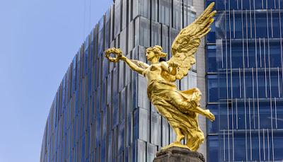 Monumento Ángel Independecia México