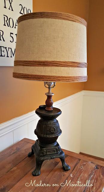 http://www.aglimpseinsideblog.com/2017/01/vintage-lamp-makeover.html