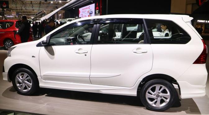 Grand New Avanza Limited Brand Camry 2017 Price Toyota Kartika Sari Dealer Malang