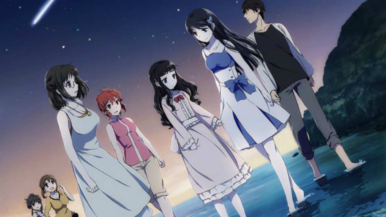 Aniplex The Irregular at Magic High School Movie's English-subtitled Trailer.