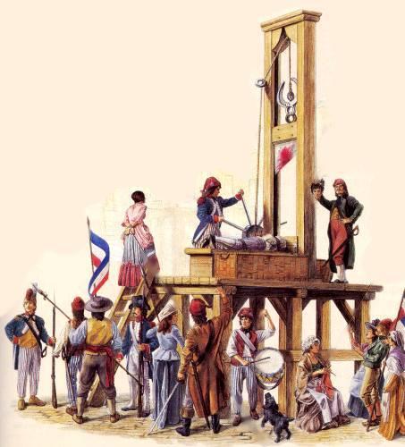 10 Hukuman Mati Paling Sadis di Dunia