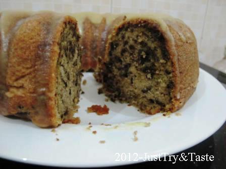 Resep Cake Bit (Beetroot)