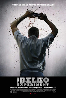 The Belko Experiment - Poster & Trailer