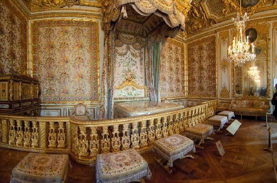 Marie Antoinette S Versailles A Bedroom Of Style