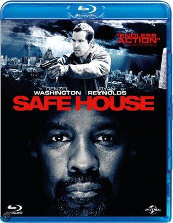 Safe House (2012) Dual Audio Hindi 720p BluRay x264 1GB ESubs