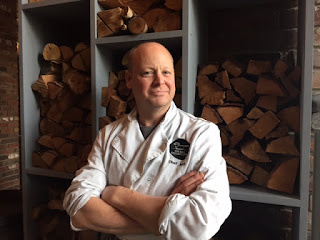 The BBQ Collective Executive Chef and Pitmaster Jeffrey Wright