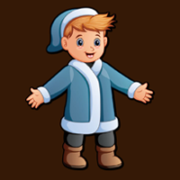 AvmGames Lazy Little Boy Escape