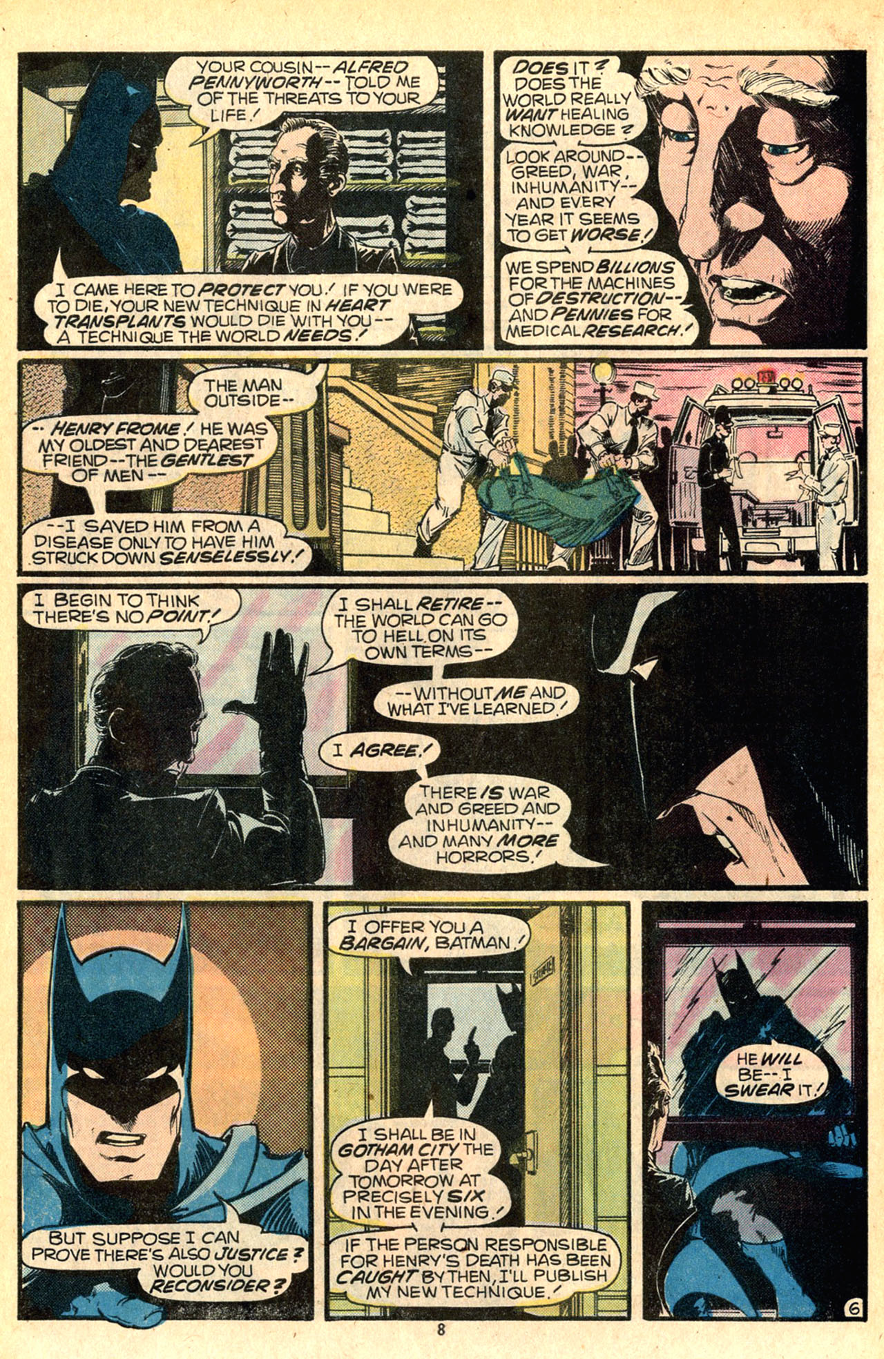 Detective Comics (1937) 481 Page 7