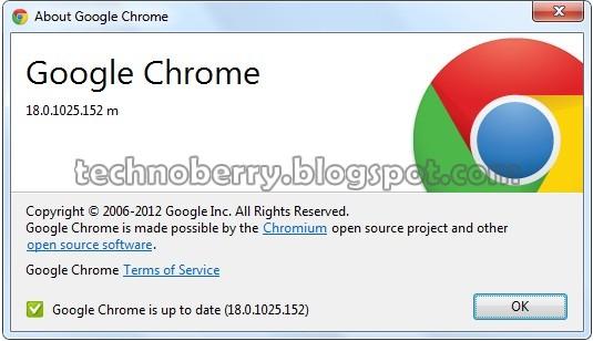 Download Google Chrome 18 0 1025 152 Stable Offline Installer
