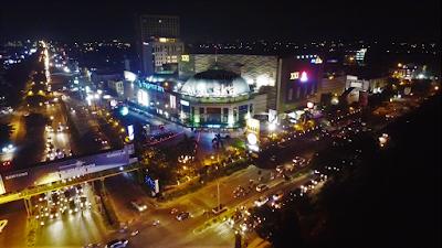 Tempat Wisata di Kota Pekanbaru Simpang Mall SKA