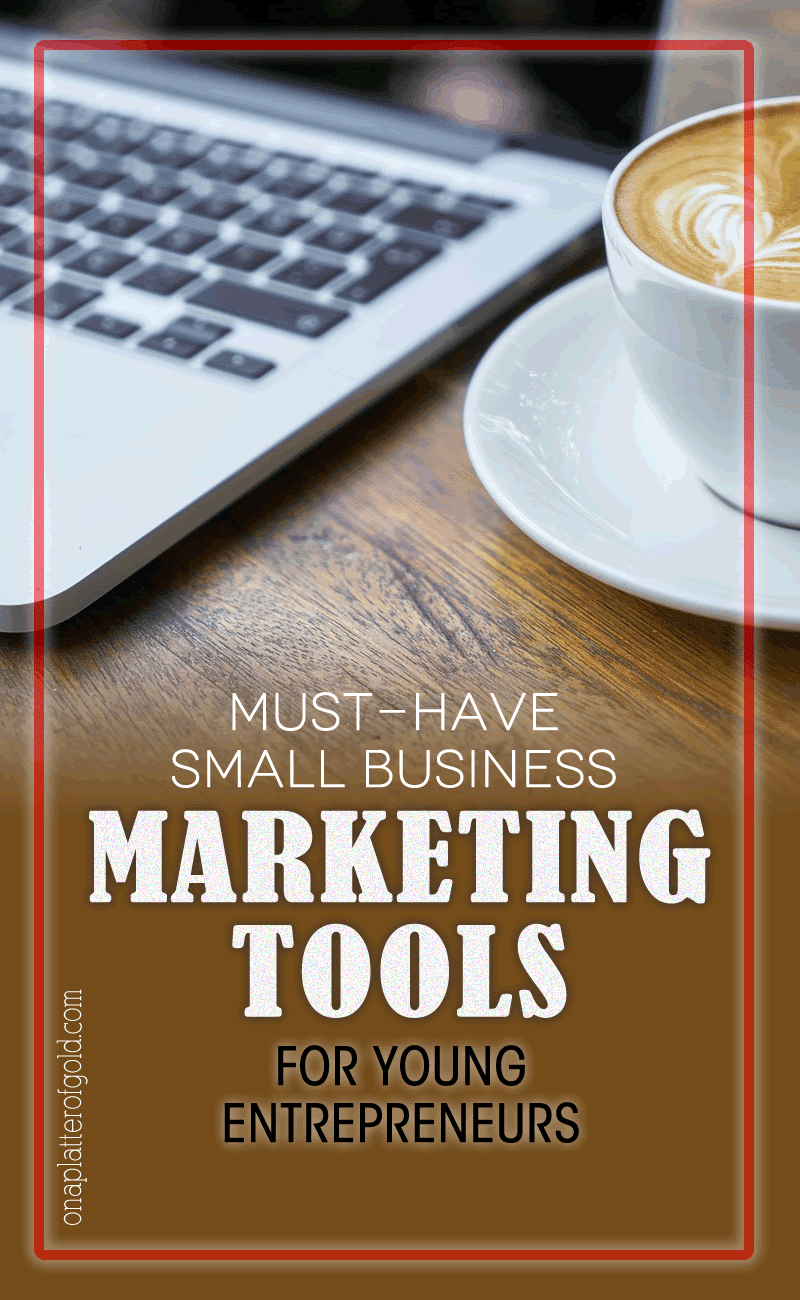 10 Must-Have Powerful Small Business Marketing Tools For Young Entrepreneurs