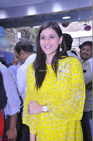 Mannara Chopra Looks Cute in Yellow Salwar Suit ~  Exclusive 16.JPG